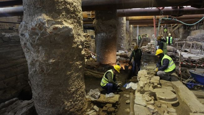 Το ΕΚΘ στηρίζει τις κινητοποιήσεις των Έκτακτων Αρχαιολόγων και ζητά να ανακληθούν οι απολύσεις των δυο συναδέλφων στο Μετρό Θεσσαλονίκης