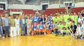 Aθλητική εκδήλωση – τελετή λήξης της αγωνιστικής  περιόδου 2017-2018  των πρωταθλημάτων εργαζομένων του τομέα Αθλητισμού του ΕΚΘ