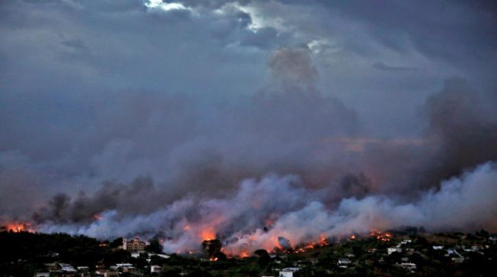 Για τις φονικές πυρκαγιές στην Αττική