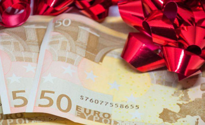 Καταβολή Δώρου Χριστουγέννων  – Υπολογίστε με Online Εφαρμογή