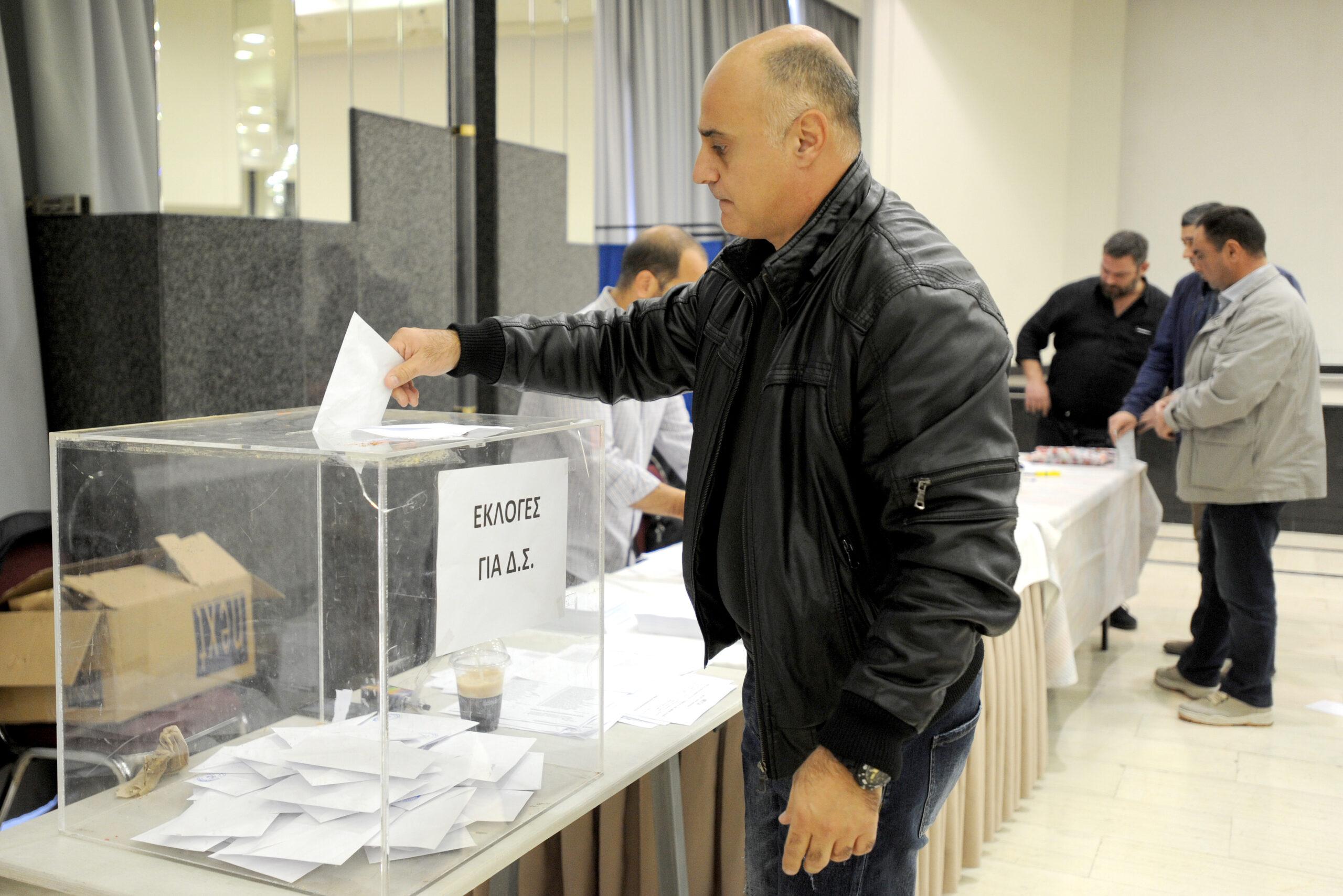 Αναλυτικά αποτελέσματα εκλογών του Ε.Κ.Θ