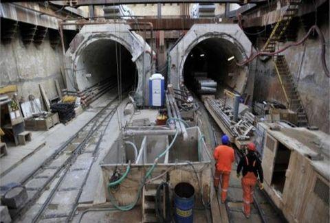 Το Ε.Κ.Θ. για το θανατηφόρο εργατικό ατύχημα στο μετρό της Θεσσαλονίκης