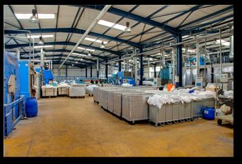 """Το Ε.Κ.Θ. καταδικάζει την εργοδοσία στα """" Πλυντήρια ΕΡΜΗΣ ΑΒΕΕ- Ιτιμούδης"""" και στηρίζει τους εργαζόμενους στον αγώνα που δίνουν έξω από το εργοστάσιο στην περιοχή Ωραιοκάστρου"""
