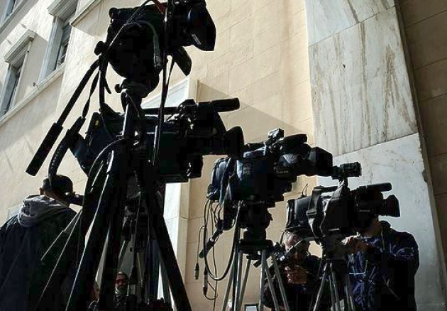 """Δελτίο Τύπου- Το Ε.Κ.Θ. στέκεται δίπλα στους εργαζόμενους του """"TV Μακεδονία"""" και καταγγέλλει την αντεργατική στάση της εργοδοσίας"""