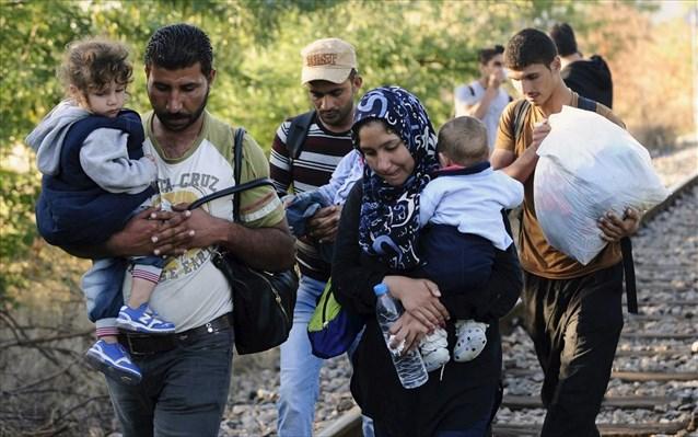 ΕΓΚΥΚΛΙΟΣ -Προς τις Διοικήσεις των Σωματείων της Δύναμης του Ε.Κ.Θ- Κάλεσμα από το ΕΚΘ για ενίσχυση των προσφύγων